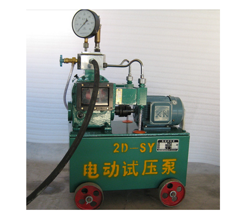 Electronic Pressure Test Pump